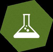Substráty, dekoračný materiál a chémia