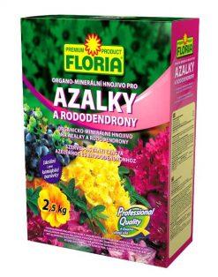 Organicko – minerálne hnojivo na azalky a rododendróny