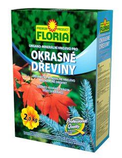 Organicko – minerálne hnojivo na okrasné dreviny