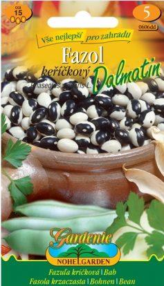 Fazuľa kríčková Dalmatin