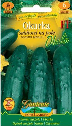 Uhorka šalátová Obelix