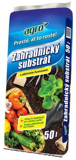 Substrát záhradnícky univerzálny